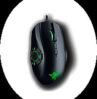 Мышь Razer Naga Hex V2, USB ,Mouse 16000dpi, 14 buttons, [RZ01-01600100-R3G1]
