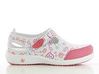 Обувь OXYPAS модель: Lilia (цветы)