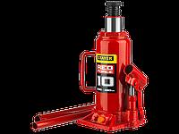 """Домкрат гидравлический бутылочный """"RED FORCE"""", 2т, 181-345 мм, в кейсе, фото 1"""