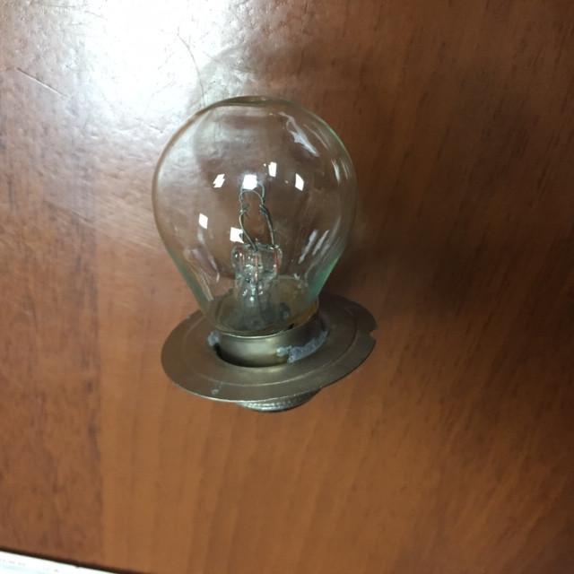 Лампа 12V  50 + 21cd