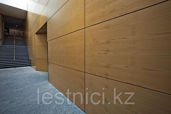 Стеновые панели из шпона