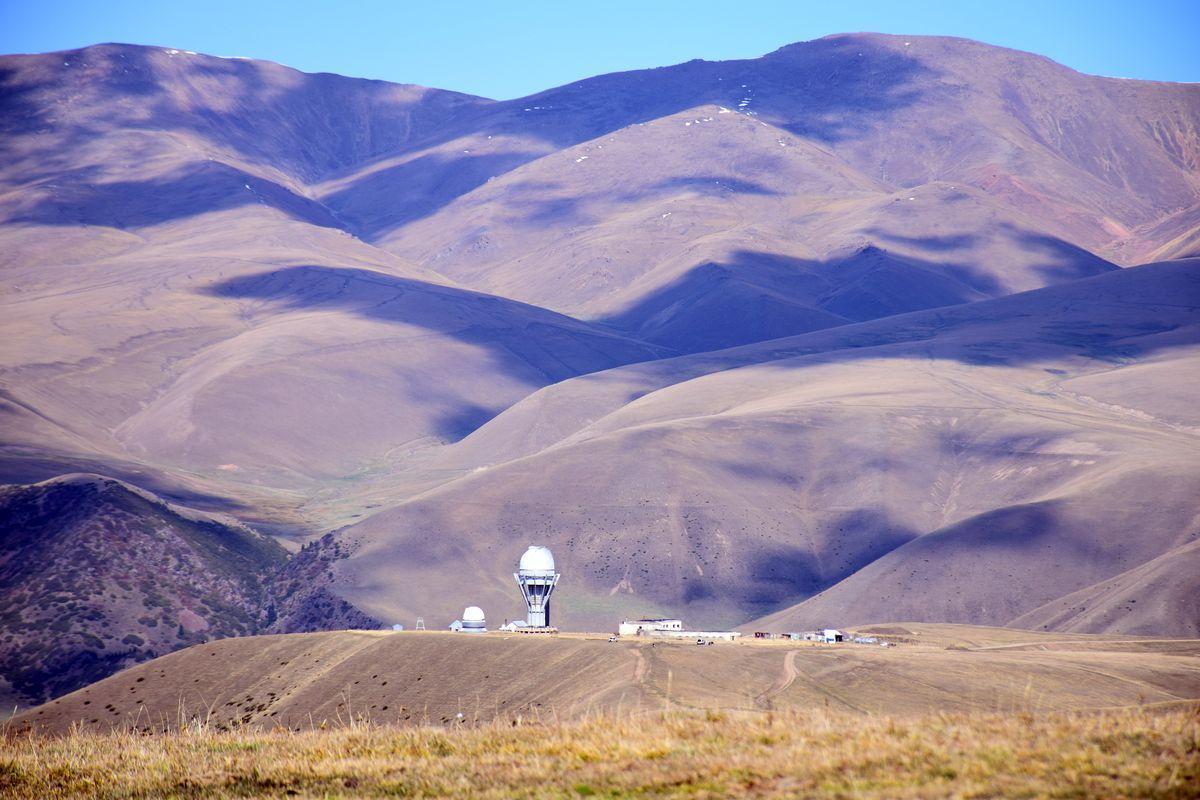 Плато Ассы и Тургеньское ущелье - тур в автодоме