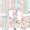 Shabby baby girl redesign - набор двусторонней бумаги 30,5см х 30,5см