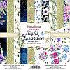 Night garden - набор двусторонней бумаги 30,5см х 30,5см