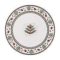 "54-540 Блюдо, тарелка ""CHRISTMAS COLLECTION"" ДИАМЕТР=20 СМ."