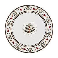 "54-542 Блюдо, тарелка ""CHRISTMAS COLLECTION"" ДИАМЕТР=26 СМ."