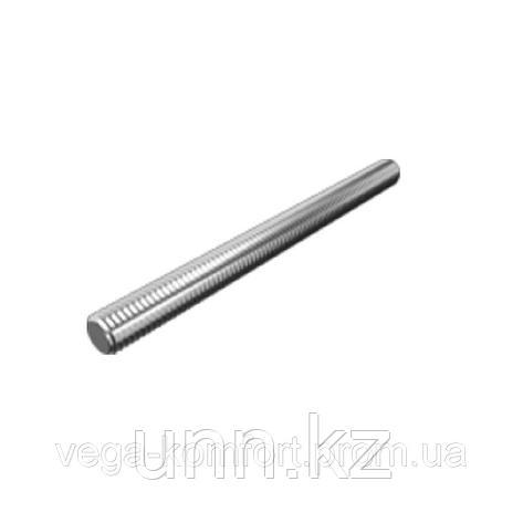 Шпилька резьбовая DIN 975,оцинкованная 4.8,М12(1м), фото 2