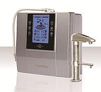 Ионизатор щелочной водородной воды MEDIQUA (9 пластин) с краном.