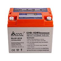 Аккумулятор SVC GLD1233 12В 33 Ач (GEL), фото 1