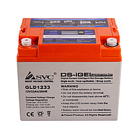 Аккумулятор SVC GLD1233 12В 33 Ач (GEL)