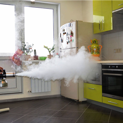 Удаление запахов в квартире, фото 2