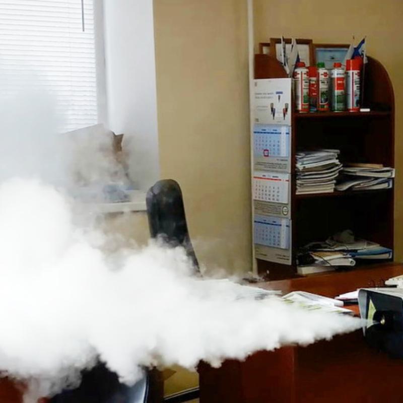 Удаление запахов в офисе
