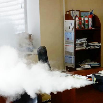 Удаление запахов в офисе, фото 2