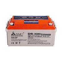 Аккумулятор SVC GLD1265 12В 65 Ач (GEL), фото 1