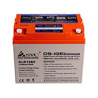 Аккумулятор SVC GLD1280 12В 80 Ач (GEL), фото 1