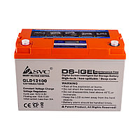 Аккумулятор SVC GLD12100 12В 100 Ач (GEL), фото 1