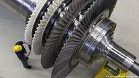 Капремонт газовой турбины Westinghouse W701, W501D, W251, W191