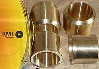 Втулка бронзовая 100х80х1 мм БрАЖН10-4-4 (CuAl10Fe4Ni4)