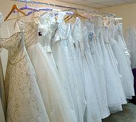 Химчистка и аквачистка вечерних и свадебных платьев