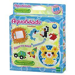 """Мини набор Aquabeads """"Веселые игрушки""""  31158"""