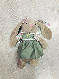 Мягкая игрушка зайка, фото 4