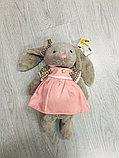 Мягкая игрушка зайка, фото 2