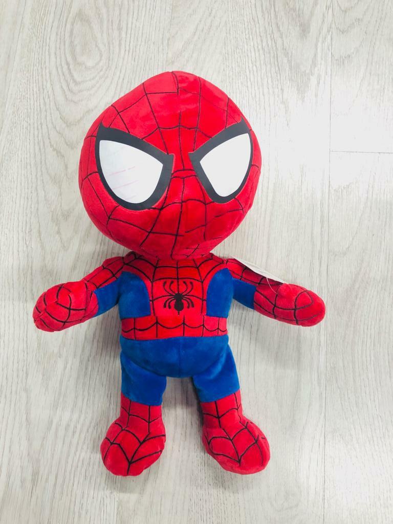 Мягкая игрушка человек-паук 25см