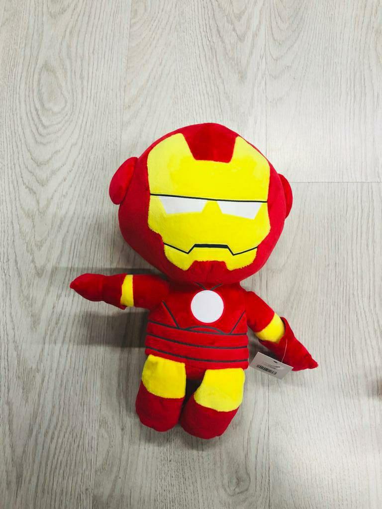 Мягкая игрушка железный человек 25см
