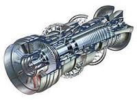 Техобслуживание и диагностика газовой турбины Rolls-Royce Avon, RB211, Trent 60