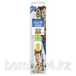 Детская электрическая зубная щетка Oral-B Toy Story