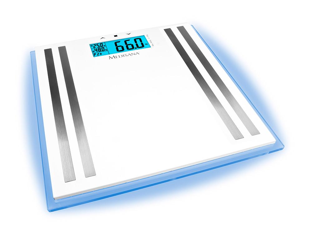 Диагностические электронные индивидуальные весы Medisana ISA (Германия)