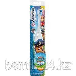 Детская электрическая зубная щетка Paw Patrol Spinbrush