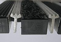 Заглушка торцевая пластиковая для придверных систем грязезащиты, фото 1