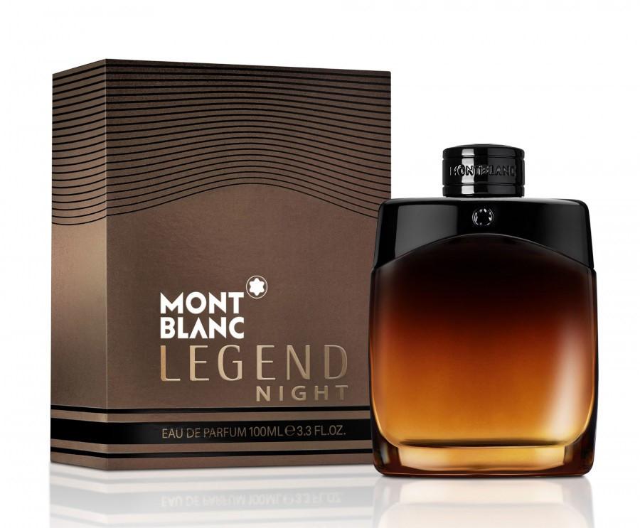 Mont Blanc Mont Blanc Legend Night (Монблан Легенд Найт) Мини 4,5 ml (edp)