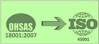 Переход от регламента OHSAS 18001 к ISO 45001