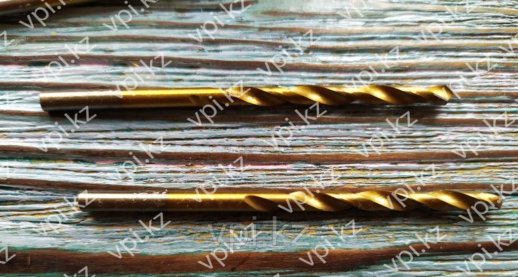 Сверло по металлу, нитридтитановое покрытие, HSS,  3.1мм.