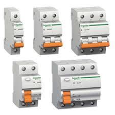 Автоматические выключатели Schneider Electric Серия Домовой