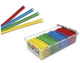 """Жев.мармелад """"Палочки карандаши 4 цвета"""" 200шт 1,75кг  /FINI Испания/"""