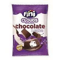 Суфле в молочном шоколаде Leche 80 гр (12шт-упак) /FINI Испания/