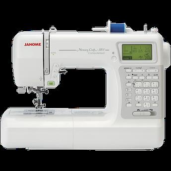 Janome Memory Craft 5200 Швейная машинка