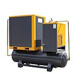 Винтовой компрессор APB-10A-500-AP, -1,1куб.м, 7,5кВт, AirPIK, фото 6