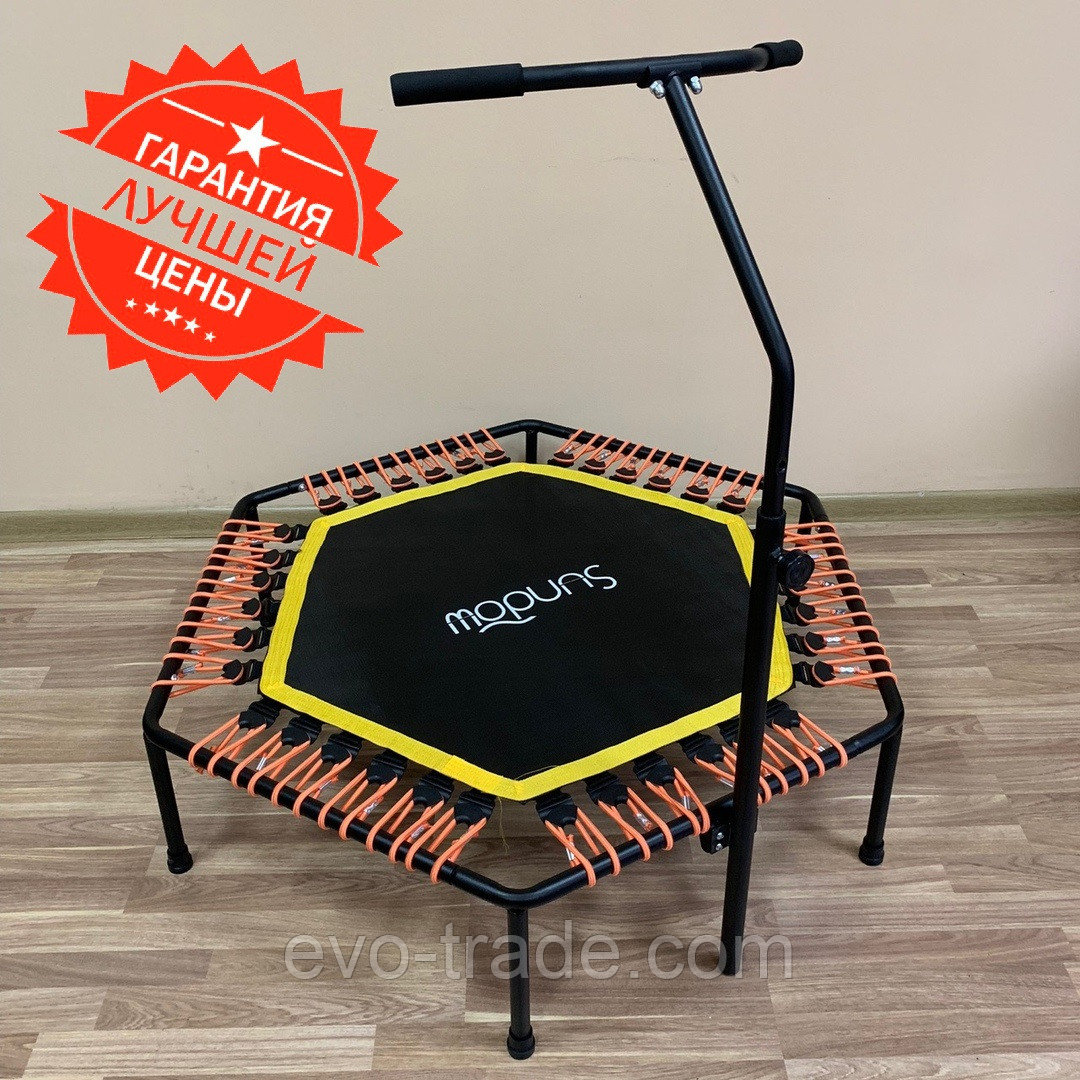 Фитнес батут Sundow до 100 кг (гарантия, доставка до дома)