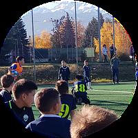 Футбол для детей в Алматы. Сайран +77052249088