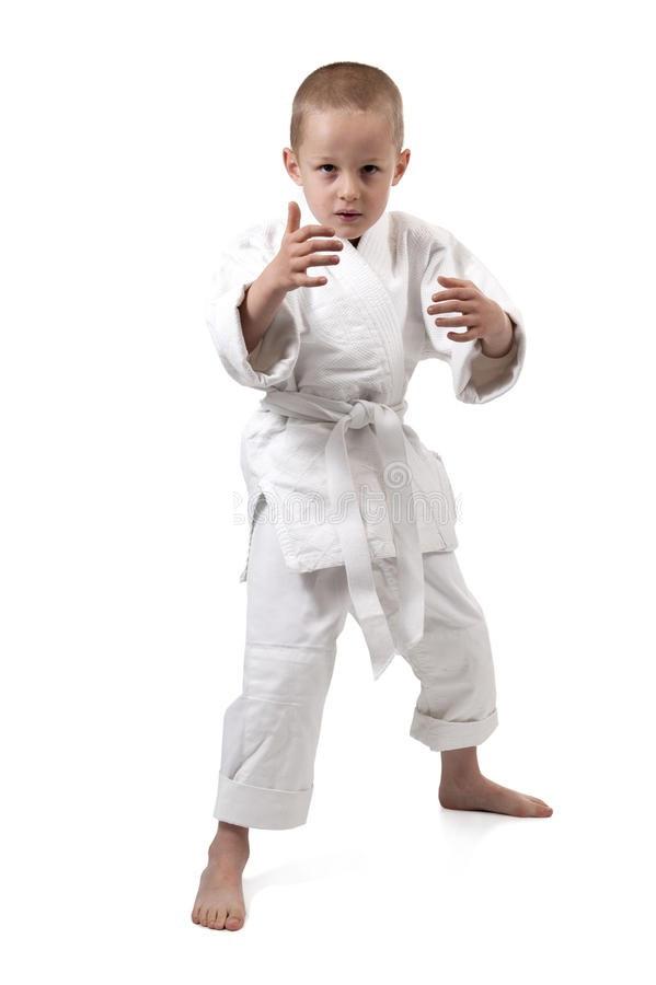 Кимоно для дзюдо белый 100 % хлопок - фото 2