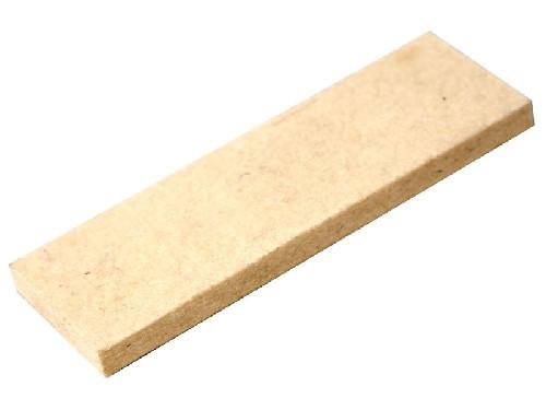 Шпатель фетровый маленький, 130*42*8 мм