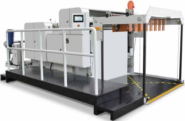 Высокоточная сервоприводная листорезальная машина SuperCUT-800B