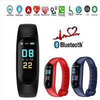 Фитнес браслет-часы smart heart rate bracelet
