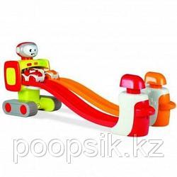 Гоночный трек Развивающие игрушки MeliDadi Push Push Race
