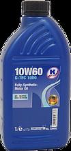 Моторное масло 10W-60 G-TEC 1000 Kuttenkeuler синтетика 1L