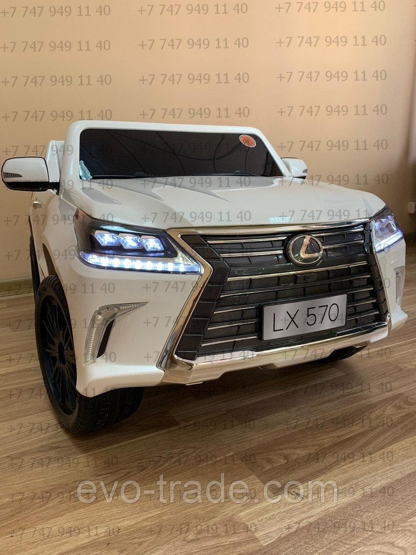 Электромобиль Lexus LX 570 от Pinghu Dake 4WD